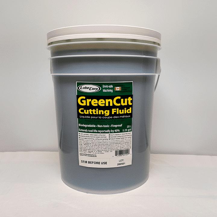 GreenCut Cutting Fluid - 5 gallon